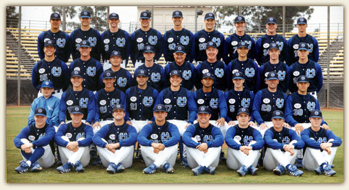 2003 UCR Baseball Team