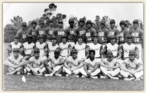 image of 1977 UCR Baseball Team
